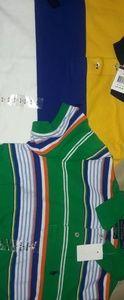 2 Boys Polo Shirts 14/16